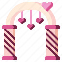 cupid, heart, love, lovely, romance, romantic, valentines icon