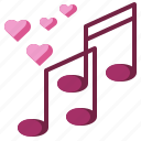 multimedia, music, musical, note, player, quaver, song icon