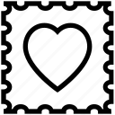 affection, heart, liking, love, love greeting, valentine card icon