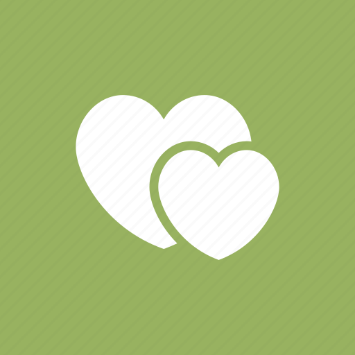 Hearts, love, loving, romance, valentine, wedding icon - Download on Iconfinder