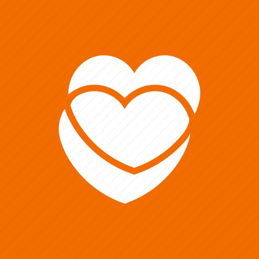Engagement, heart, hearts, love, loving, valentine, wedding icon - Download on Iconfinder
