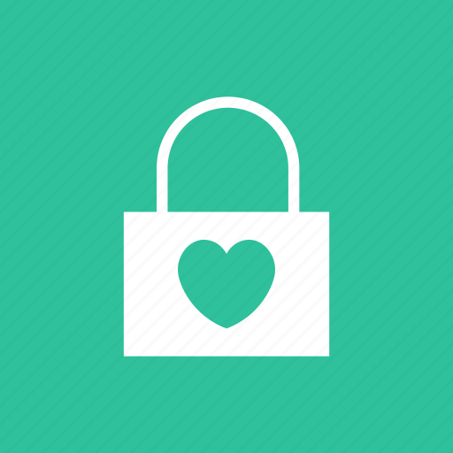 Heart, key, lock, love, valentine, valentines icon - Download on Iconfinder