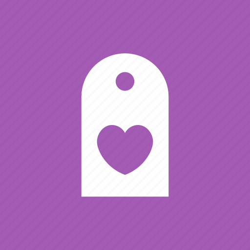 Heart, label, love, shopping, valentine icon - Download on Iconfinder