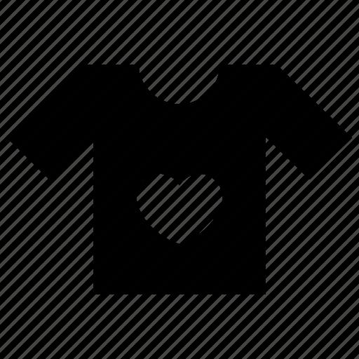 heart t-shirt, love shirt, love t-shirt, t-shirt, valentine shirt icon icon