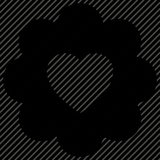 Blossom, flower, love symbol, rose, rosebud icon icon - Download on Iconfinder