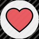 day, favorite, heart, love, romantic, valentine, valentines icon