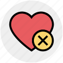 cross, favorite, heart, love, romantic, valentine, valentines icon