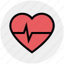 beat, beating, gesture, heart, love, rate, valentines icon