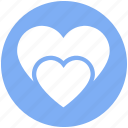 favorite, heart, love, romantic, special, valentine, valentines icon