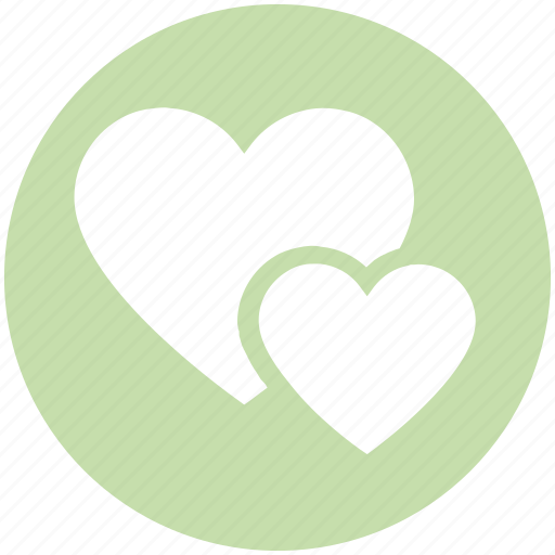 Day, favorite, heart, love, mother and daughter, romantic, valentines icon - Download on Iconfinder