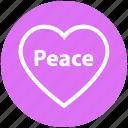 favorite, heart, love, peace, romantic, valentine, valentines