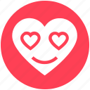 heart, in love, love, romantic, special, valentine, valentines icon