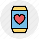 apple, band, hand watch, health, heart, smart watch, watch icon
