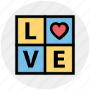 dating, game, heart, heart game, love icon