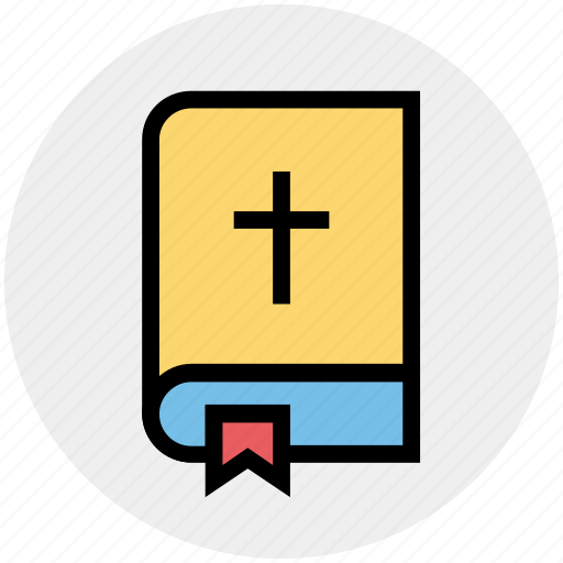 bible, book, church, holy, jesus, prayer, religion icon