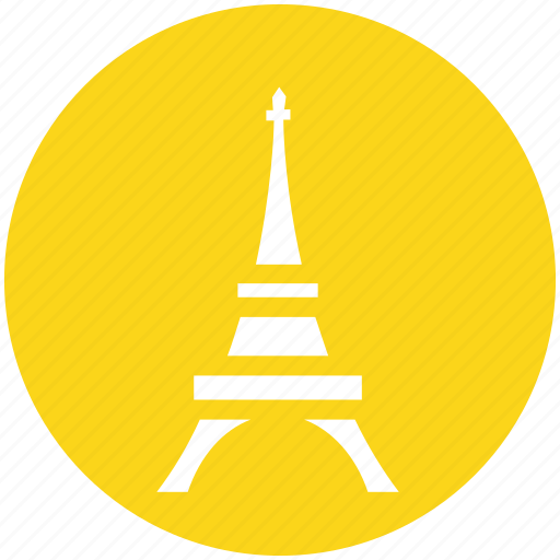 building, country, eiffel tower, france, landmark, paris, tower icon