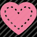 day, favorite, heart, love, romantic, special, valentine, valentines icon