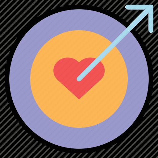 aspirations, business, dartboard, goal, target icon