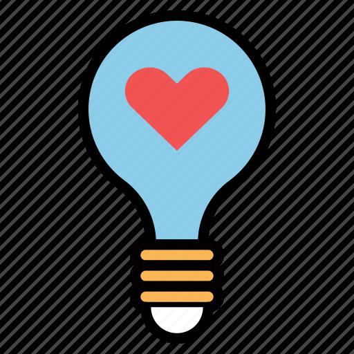 bulb, electricity, idea, innovation, light icon