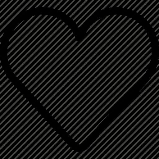 health, heart, love, romantic, valentine icon