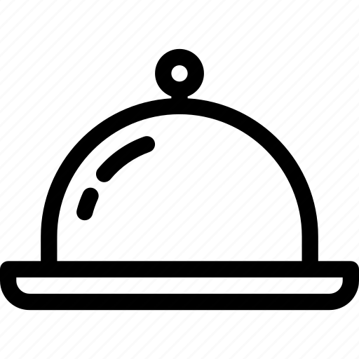 Diner, dish, eat, food, plate, restaurant icon - Download on Iconfinder