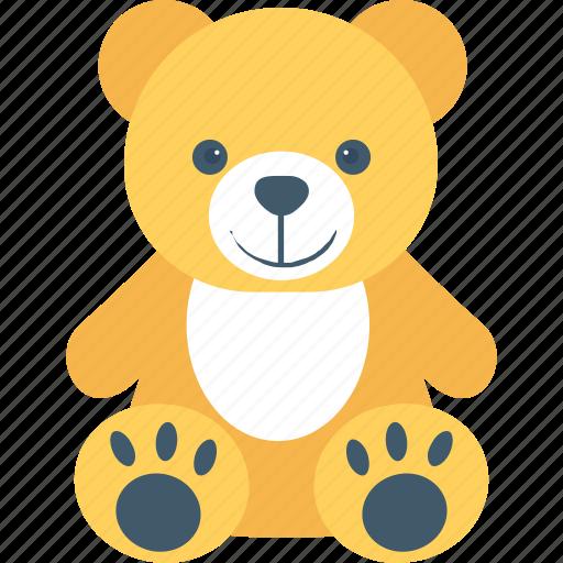 Teddy, teddy bear, toy, toy teddy