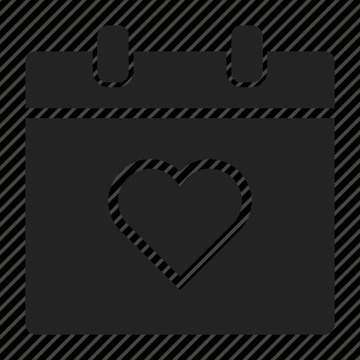 date, engagement, wedding icon