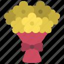 flower, boquete, loving, passion, flowers