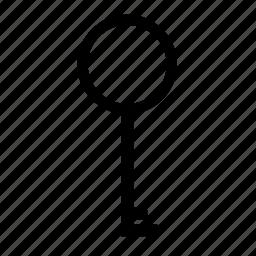 key, key to my heart icon