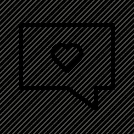 day, engagement, love, message, valentines, wedding icon