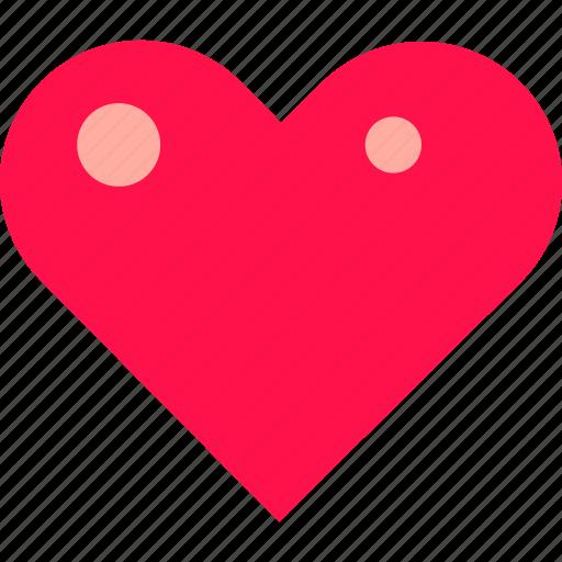 Heart, highlights, love, valentine icon - Download on Iconfinder