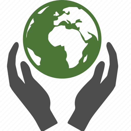 blobe, earth, environement, green, leaves, love, nature icon