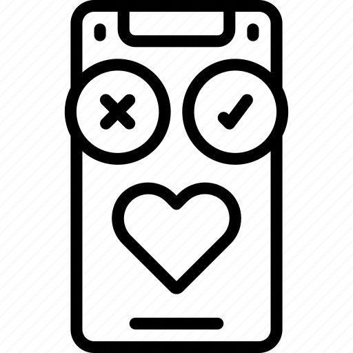 Dating, app, loving, passion, tinder icon - Download on Iconfinder