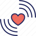 favorite sign, heart shape, heart sign, heart signals, signals icon