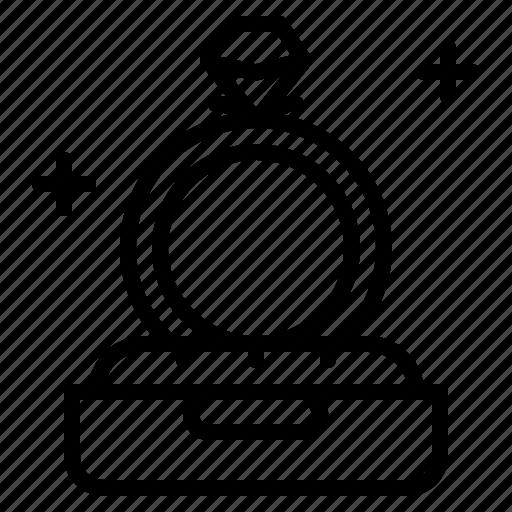 Diamond, gem, jewel, jewelry, marriage, ring, valentine icon - Download on Iconfinder