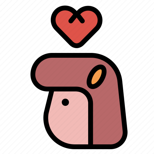 Falling, heart, in, love, romance, woman icon - Download on Iconfinder