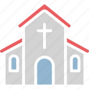 cathedral, chapel, christianity, church icon