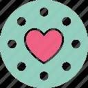 favorite, heart, heart shape, love icon