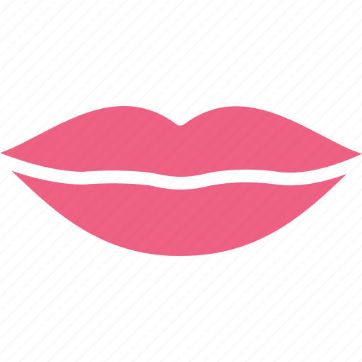 female lips, lips, lips beauty, lips care icon
