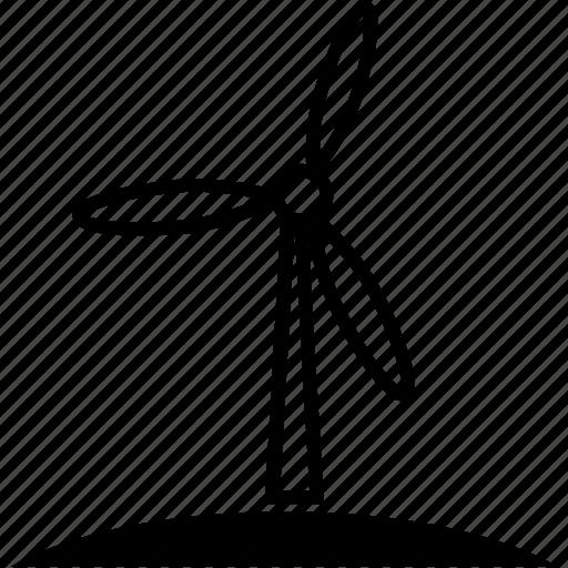 energy, guardar, power, save, windturbine, windy icon