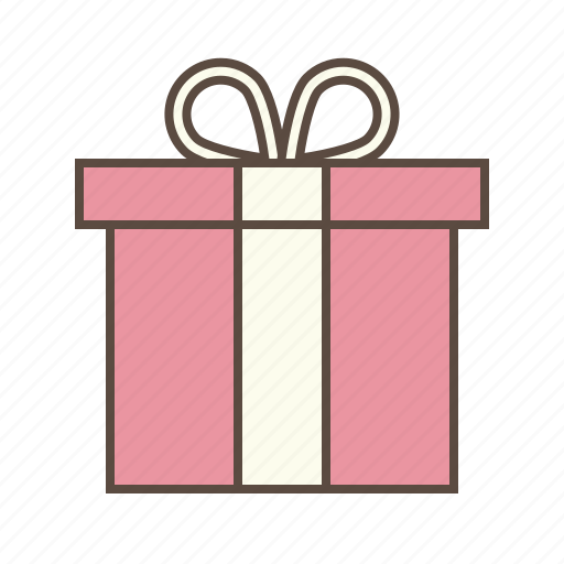 box, gift, love, package, valentines icon