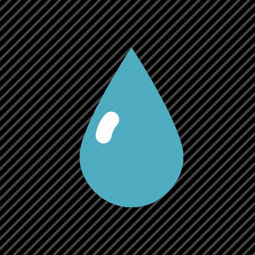 humidity, rain icon