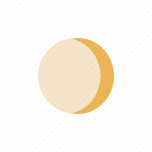 Waxing, crescent, moon icon - Download on Iconfinder