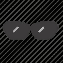 glasses, sunglasses, view icon