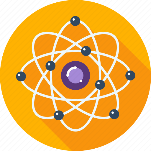 atom, chemistry, energy, molecule, physics, plutonium, science icon