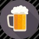 alcohol, bar, beer, beer glass, pab, drink