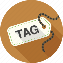code, description, development, label, promotion, seo, tag icon