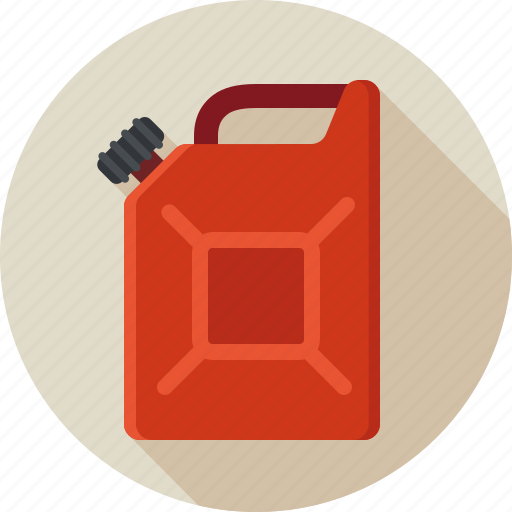 Can, fuel, gas, jerrycan, petrol, reservoir, tank icon - Download on Iconfinder