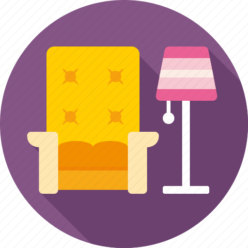 comfort, customer room, expectation, furniture, lounge, waiting icon