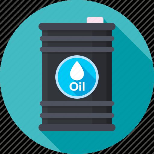 cistern, fuel, oil, tank, tub, vat icon